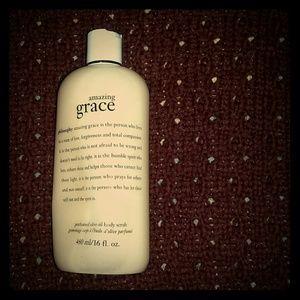 Philosophy Amazing grace body scrub 16 oz.